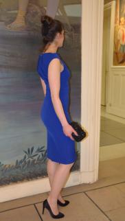 zara-robe-bleu-klein