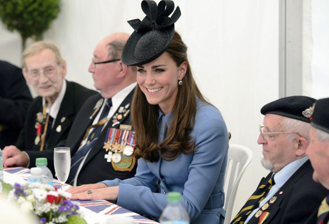 kate-veterans-gouter-normandie