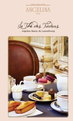 Tea time royal à 18€