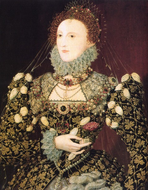 The Phoenix Portrait Hilliard NPG