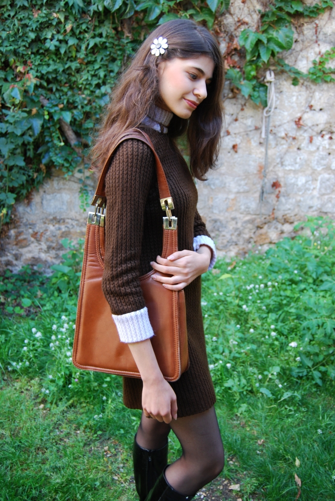 celia-robe-maille-vintage
