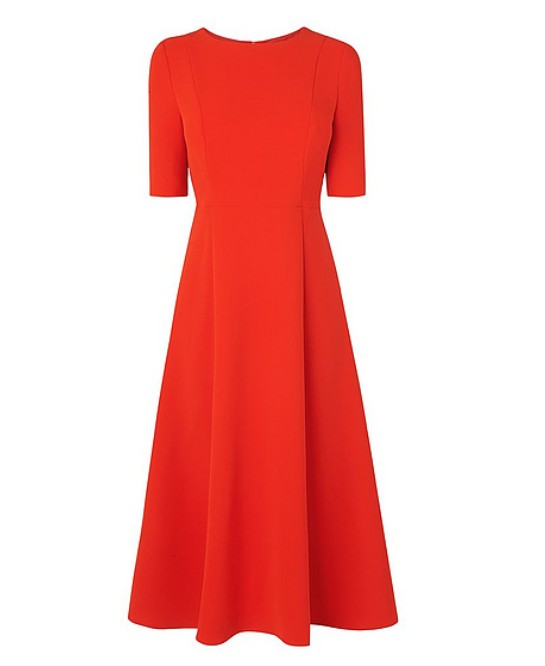 Cayla Long Dress LK.Bennett £250.00