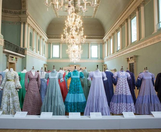 Le musée de la mode de Bath