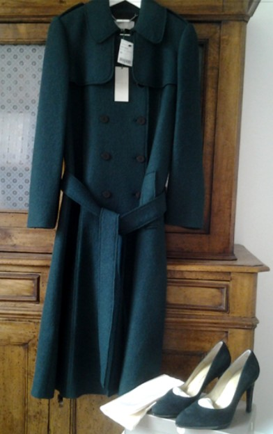 Trench Coat Persephone Hobbs