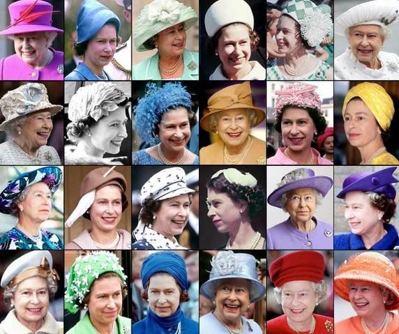 Chapeau (x) à sa Majesté