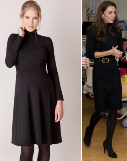 Vanessa dress Séraphine ou robe Oasis?