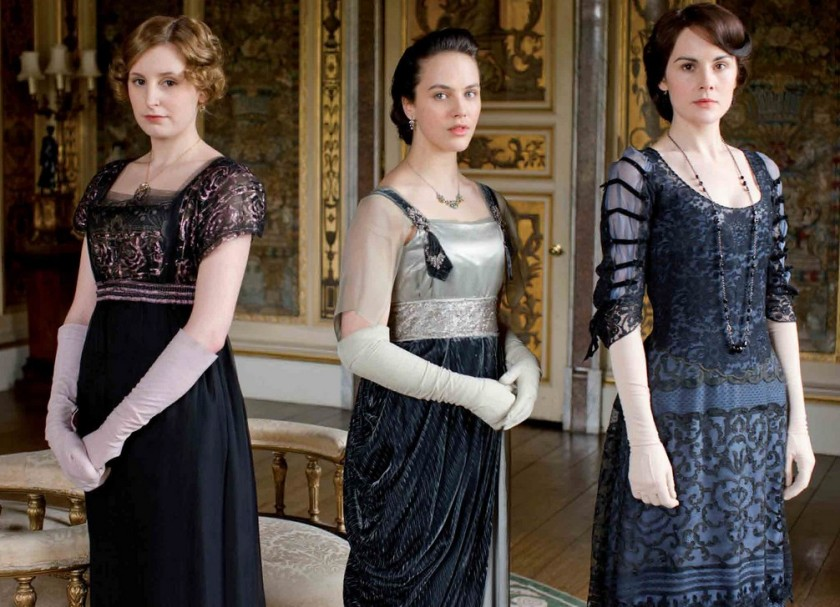 Les Ladies de Downton Abbey