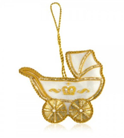 Ivory Pram Décoration £12.95 Royal Collection Trust Shop