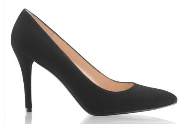 "Stuart Weitzman ""Power"" pump"