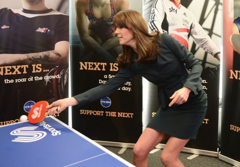 Revoilà Sporty-Kate