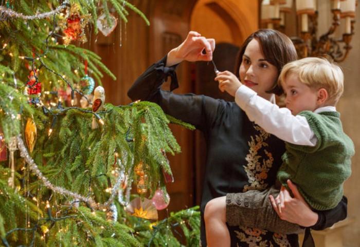 Kate regardera l'épisode de Noël de Downton Abbey