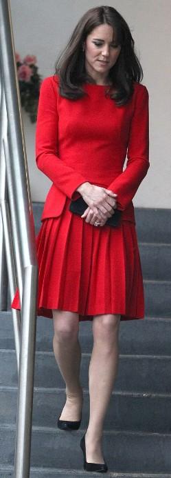 Le rouge et le noir selon Kate