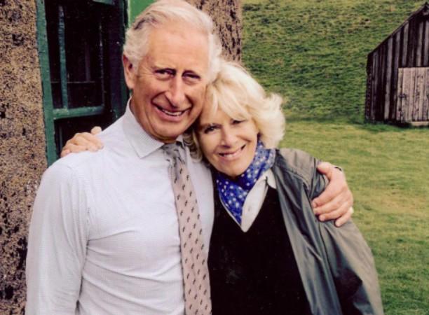 Les vœux rustiques de Charles et Camilla