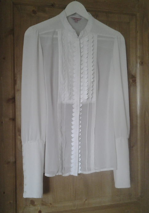 Stardy blouse Ted Baker taille 38/40 vendu 90€