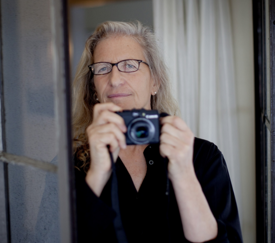 Annie Liebovitz collabore avec Vogue et Vanity Fair