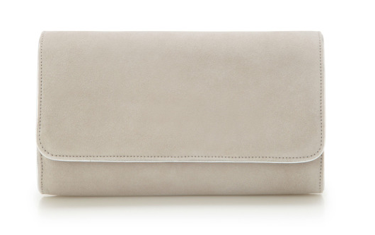 Emmy London Natasha clutch in Vapour