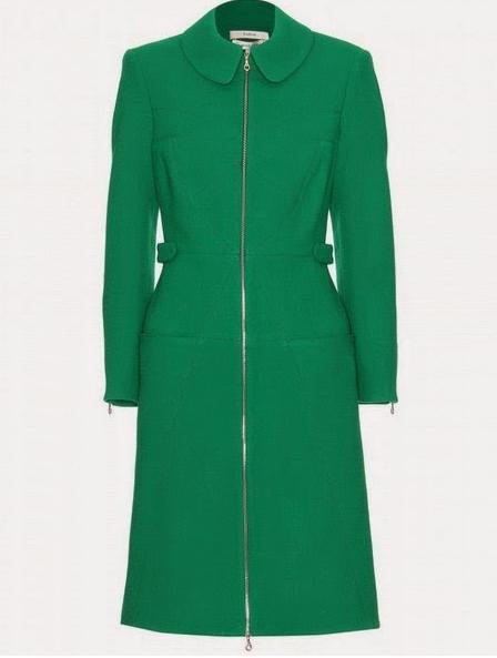 Un manteau aux couleurs de l'espoir: Allie coat Erdem