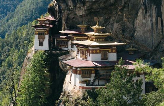 Le temple du bonheur