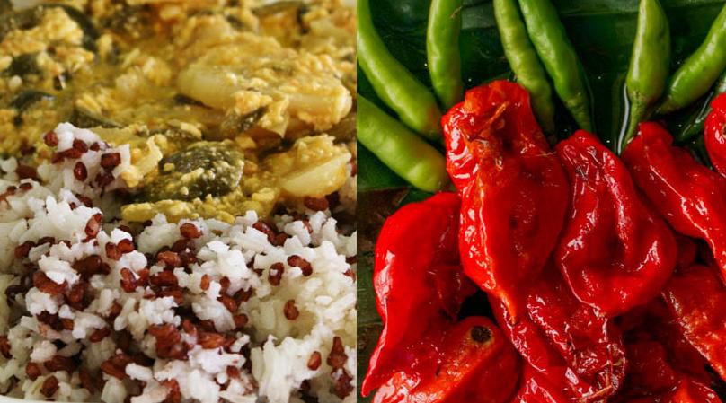 Du fromage et des piments le Hemadatsi plat national du Bhoutan