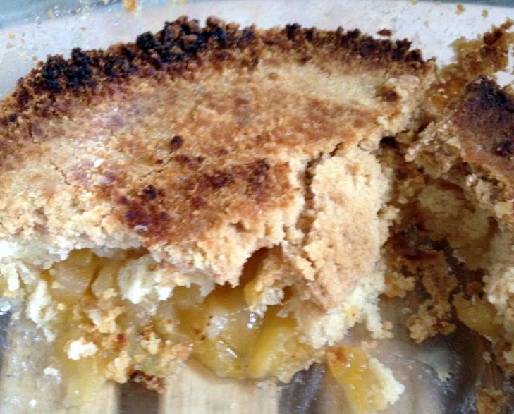 cuisson-crumble-pommes-recette