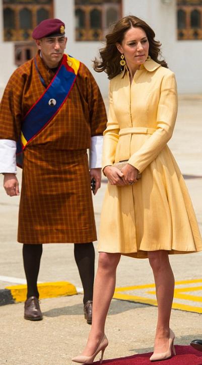 kate-aeroport-bhoutanmanteau-jaune