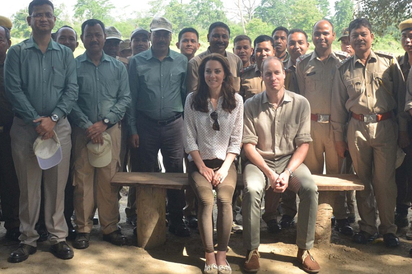 kate-william-kaziranga-park-rangers