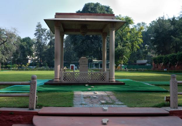 La colonne du martyr l'endroit où il fut assassiné