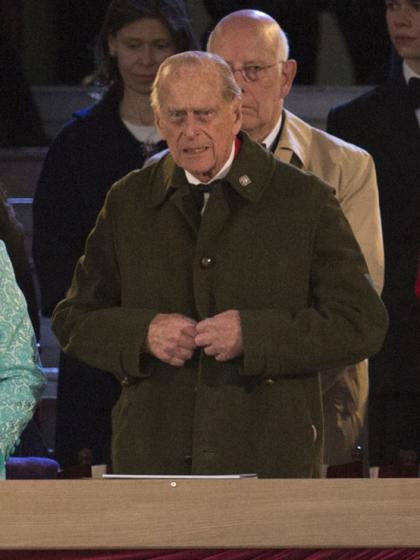 Kate occupe la place d'honneur
