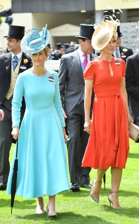 Princesse Mary du Danemark Cerdit Tim Rooke/Rex
