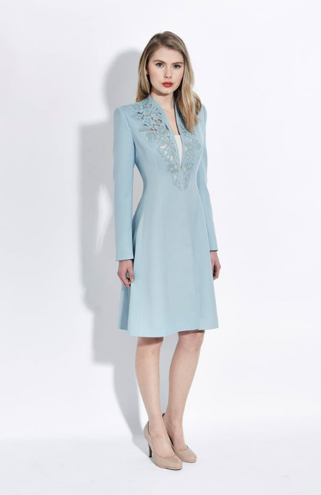 Rosa coat dress Catherine Walker