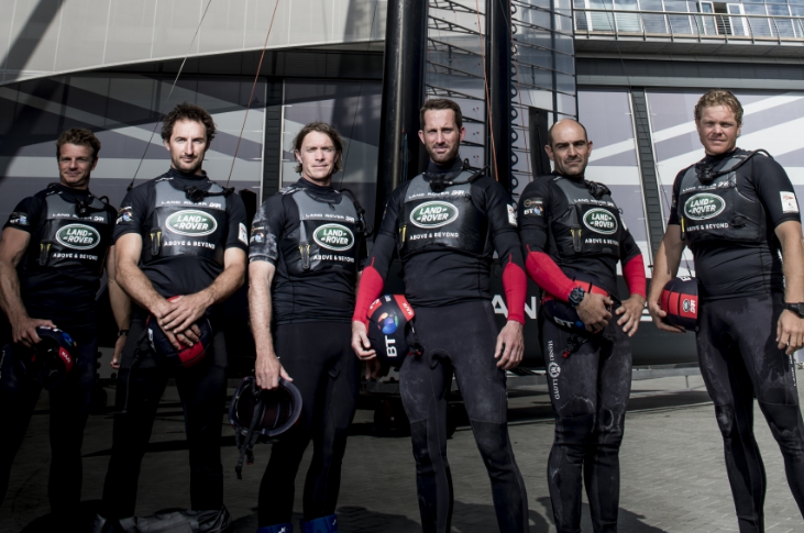 sir-ben-ainslie-coupe-amerique-range-rover-bar-dream-team-america-cup