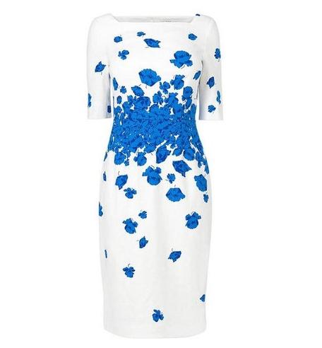 """Lasa"" poppy print dress LKB"