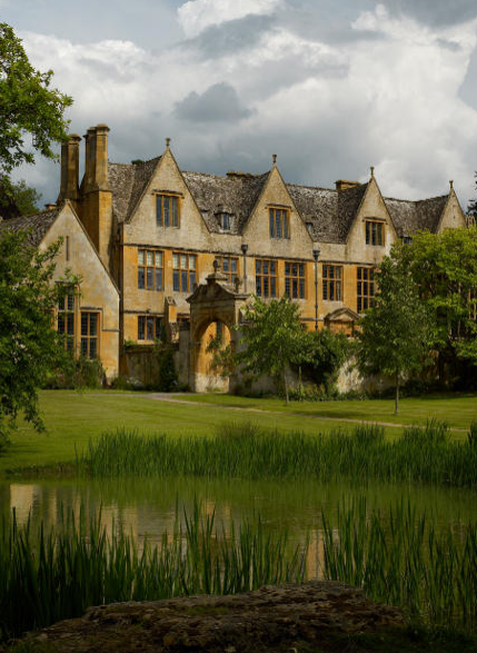 Stanway House Gloucestershire