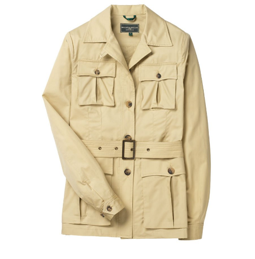 Holland & Holland Safari jacket