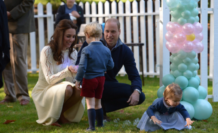 kate-william-george-charlotte-fete-enfants-canada