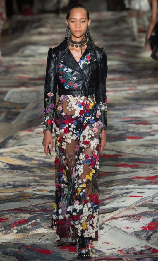 mcqueen-ete-2017-blouson-robe-fleurs