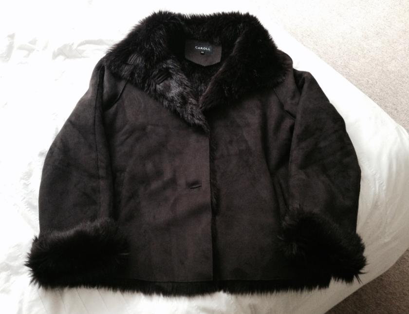 Veste Caroll taille 38 prix de vente: 90€