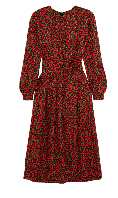 Vanessa Seward Cai floral dress