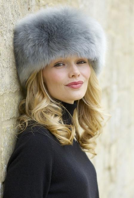 """Lacorine """"Sumac"""" alpaca fur hat"""