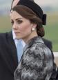 Les 17 et 18 mars Kate et William effectueront une visite officielle à Paris