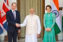 Le 27 février le couple souverain, le duc,  la duchesse de Cambridge et les membres de la famille royale donneront une réception dans le cadre de l'année culturelle indo-britannique