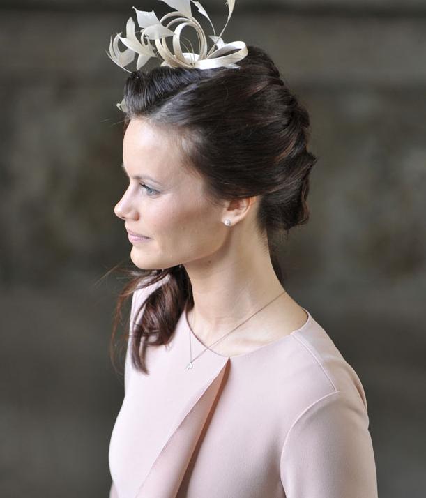 Sofia Suede Coiffure Dans Le Boudoir De Kate Middleton