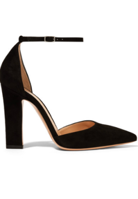 Gianvito Rossi d'Orsay pumps