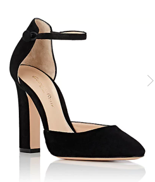 "Gianvito Rossi ""54"" Mary Jane pumps"