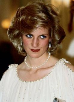 Les pendentifs Collingwood de la princesse Diana