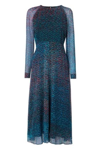 Addison Silk dress LK.Bennett