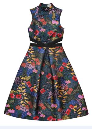 Robe fleurie 149€