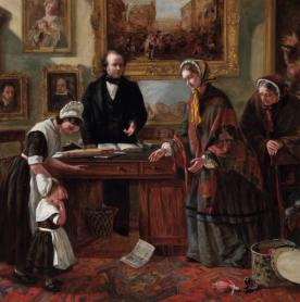Emma Borwnlow L'orphelin rendu à sa mère, 1858
