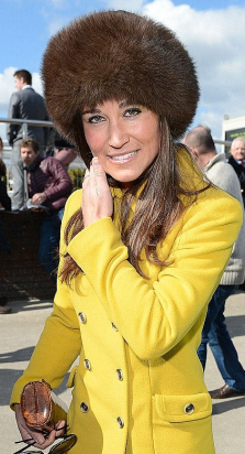 Toque Lacorine sur Pippa. Photo James Whatling