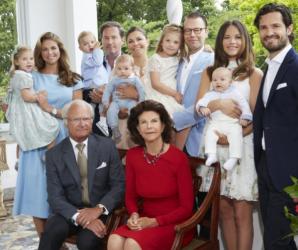 La dynastie des Bernadotte